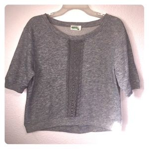 Selena Gomez Dream Out Loud 1/2 Sleeve Sweatshirt